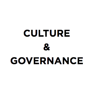 Culture & Governance