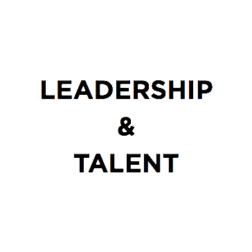 Leadership & Talent
